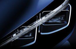 Nissan раскрыл первое изображение нового электрокара Leaf