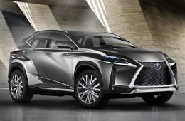 Ремонт автомобилей марки Lexus