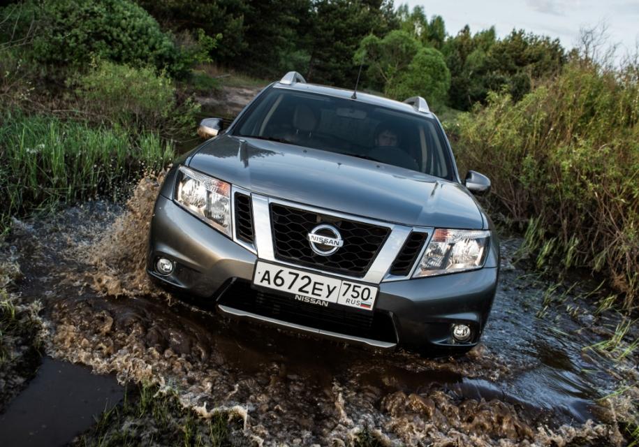 У российских Nissan Terrano обнаружили неправильные рули