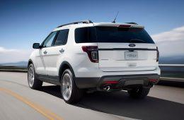 Ford отправит в ремонт российские «Эксплореры»