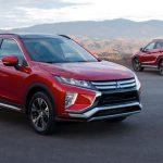 Названы сроки появления в России нового кросс-купе Mitsubishi