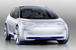 Volkswagen построит сразу пять электромобилей