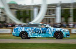 Анонсирован самый мощный седан Jaguar XJ