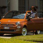 Fiat 500 отметил 60-летие спецверсией в стиле 1950-х
