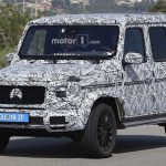 Новое поколение Mercedes-Benz G-класса получит независимую подвеску