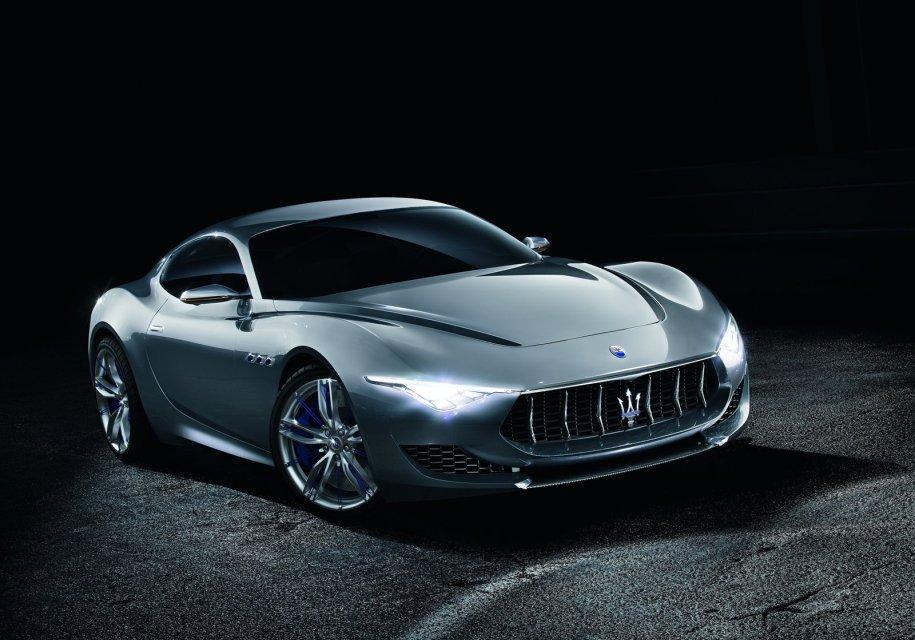 Самая старая модель Maserati почти не изменилась после обновления