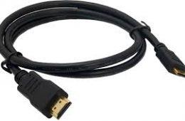 Кабель HDMI, сделать соединение мультимедийной системы комфортным