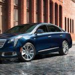 Обновленный Cadillac XTS приблизили к флагманскому седану