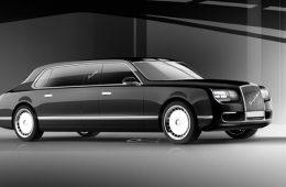 Элитные автомобили «Кортеж» уйдут в широкие массы