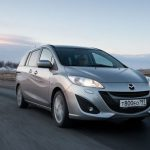 Mazda отзывает в России несколько тысяч автомобилей