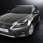 Lexus в последний раз обновил самую маленькую модель