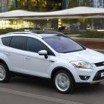 Полтысячи российских Ford Kuga отзывают на ремонт