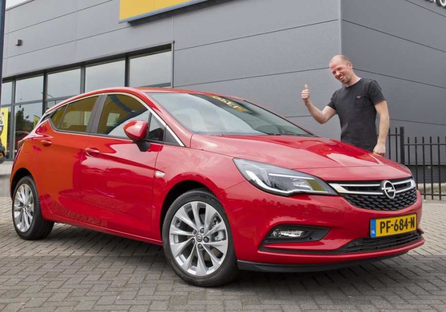 Opel подарил нидерландцу автомобиль за один видеоролик