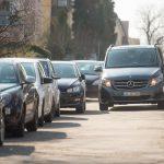 Парковка будущего от компаний Bosch и Daimle