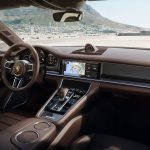 Porsche Panamera Sport Turismo: удобный «сарай» с прекрасной управляемостью