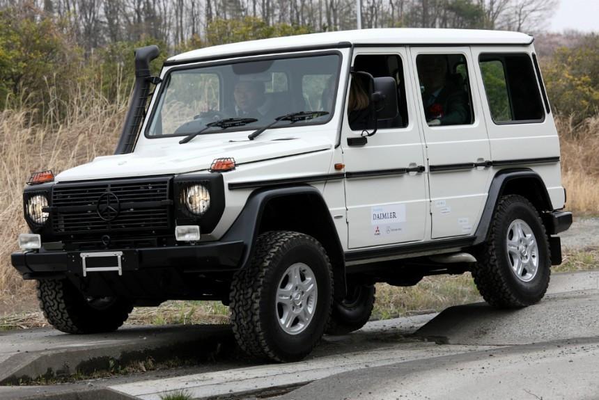 В Европе возможно запретят продавать Mercedes