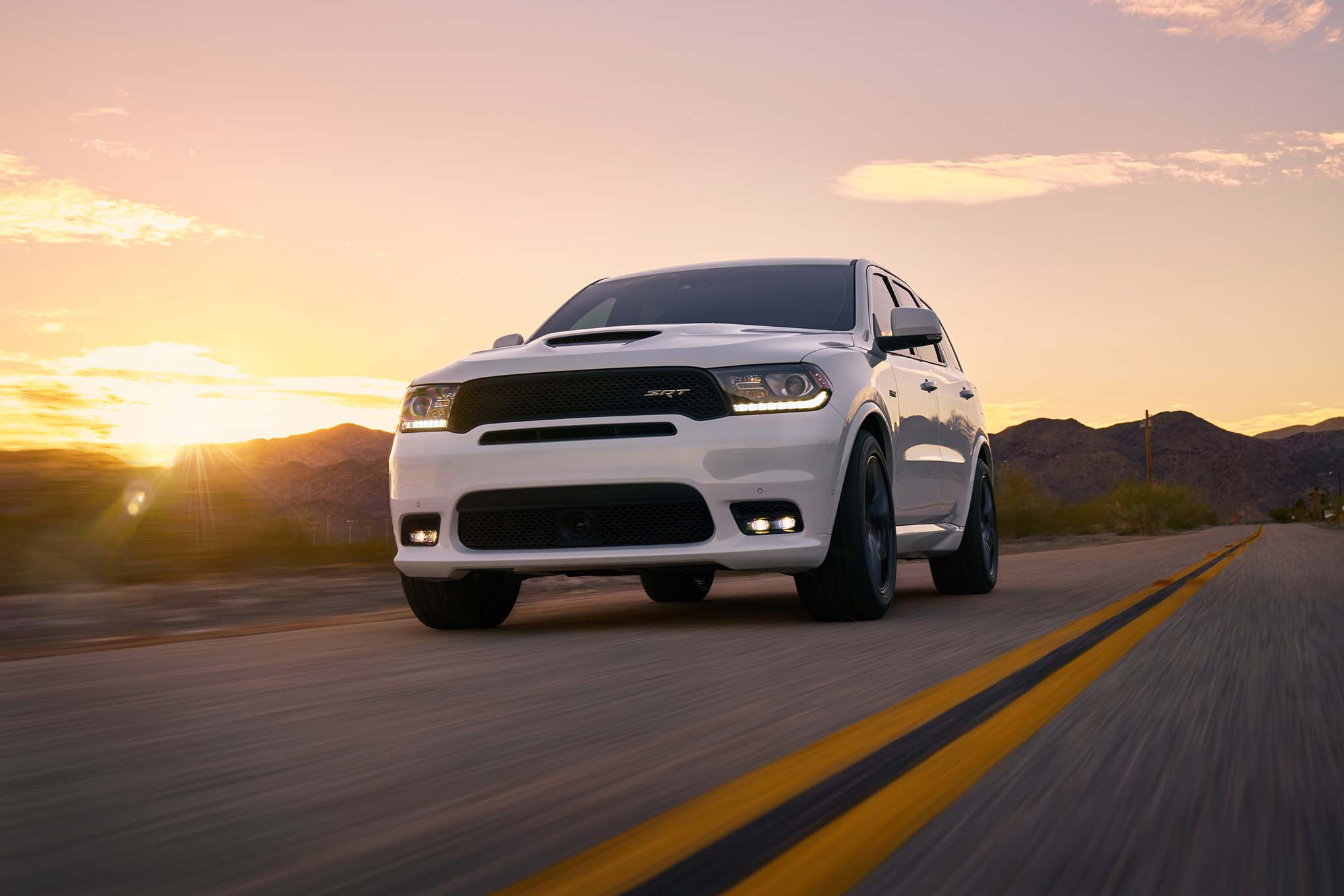 Dodge Durango SRT 2018 оценили в $ 62 995
