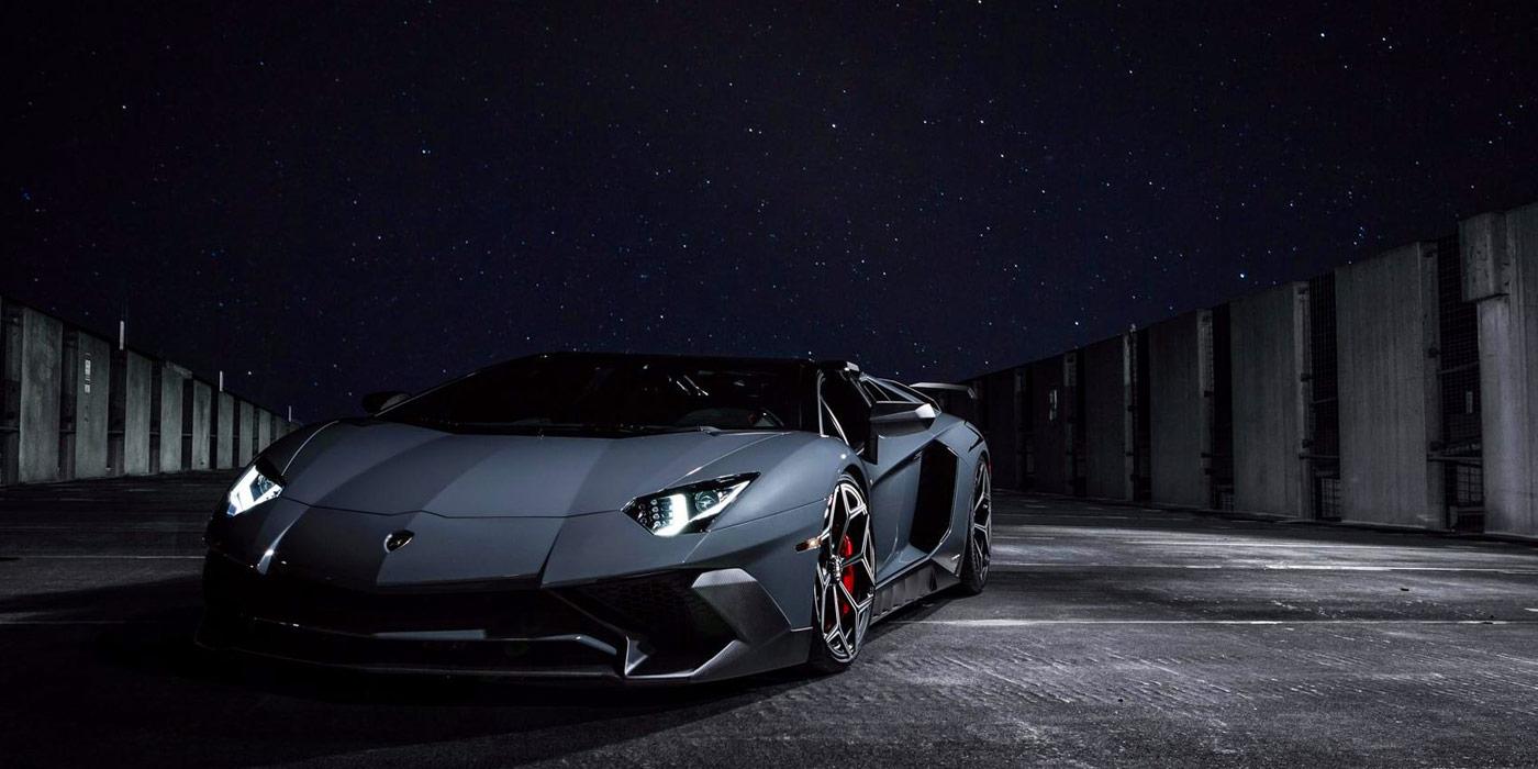 Родстеру Lamborghini Aventador SV добавили мощности