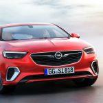 Opel представил спортивную Insignia нового поколения
