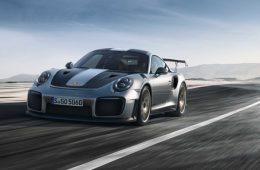 Представлены сразу две мощнейшие модификации porsche 911