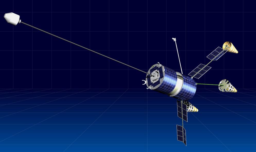 В России создают гравитационный навигатор