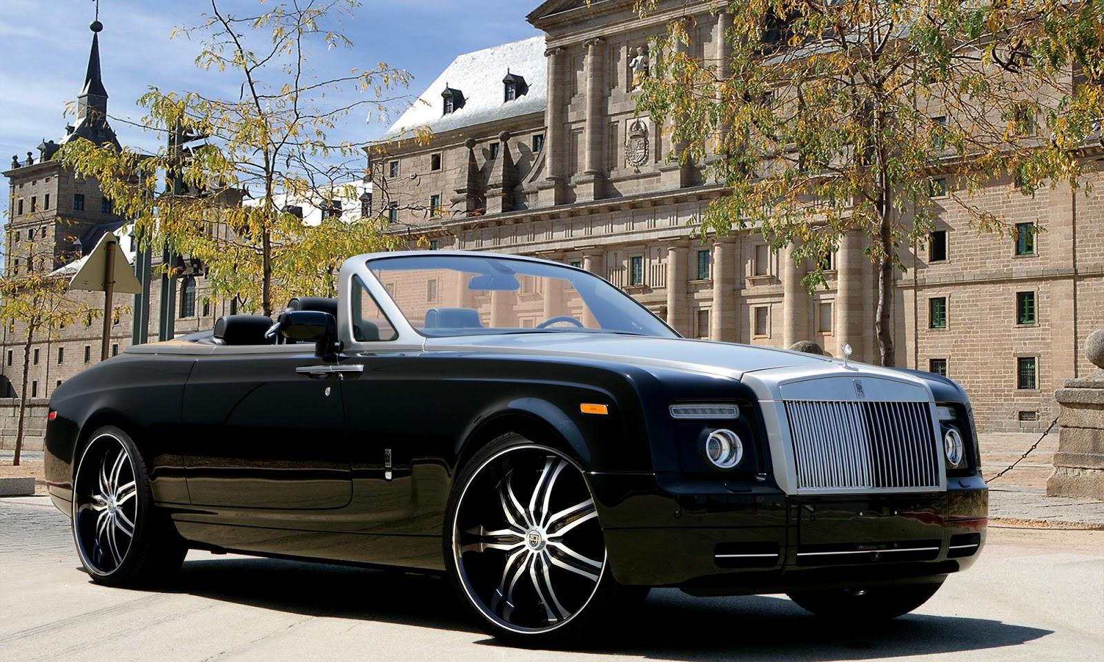 Самый роскошный в мире: представлен новый Rolls-Royce Phantom