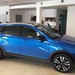 В Сеть попали фото топовой версии Lada Vesta SW Cross