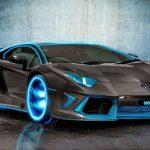 Lamborghini Urus: премьера намечена на 4 декабря
