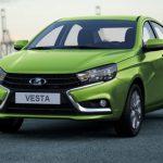 Названа стоимость самой дорогой комплектации Lada Vesta