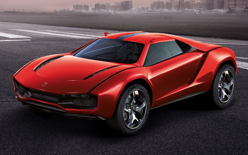 Lamborghini превратит Huracan во внедорожник