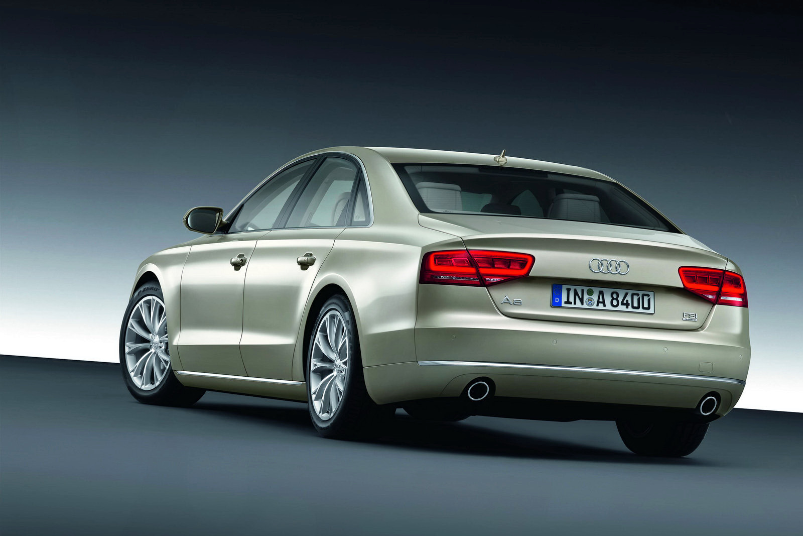 A8 55 TFSI quattro — у Audi новая система индексов