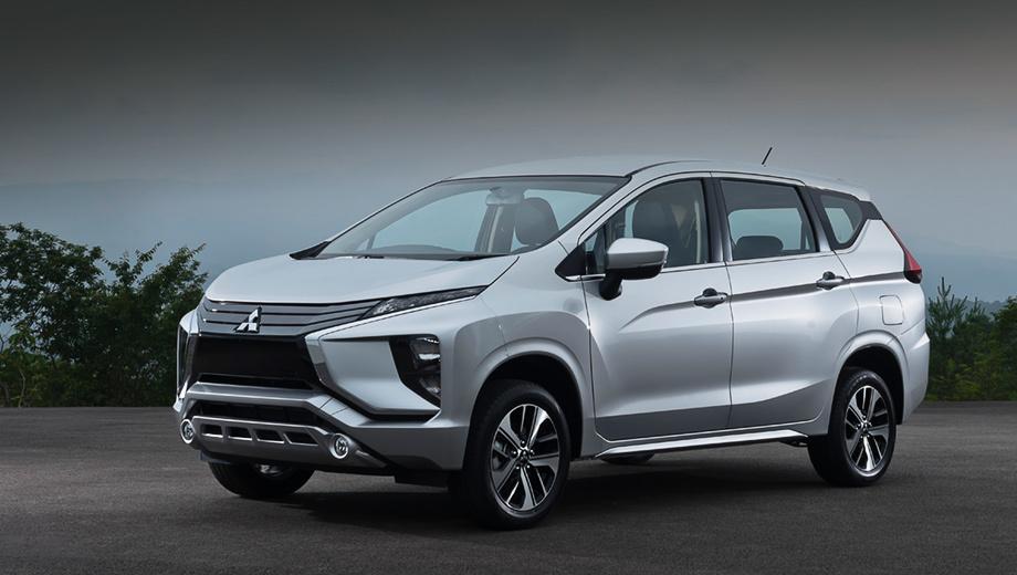 Mitsubishi › Модель Mitsubishi Xpander нацелилась на азиатские рынки