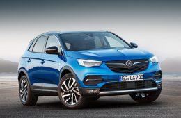 Флагманский кроссовер марки Opel отложен в долгий ящик