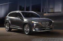 Объявлена российская цена на кроссовер Mazda CX-9