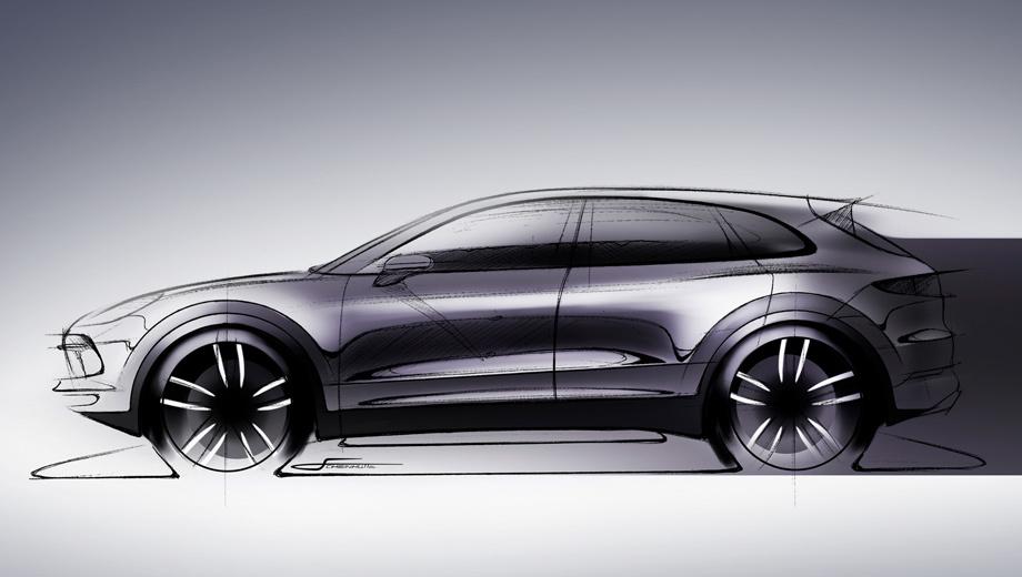 Новый Porsche Cayenne дебютирует через несколько дней