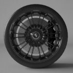 Porsche сделала карбоновые колесные диски