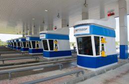 На платных дорогах России начинает действовать единый транспондер