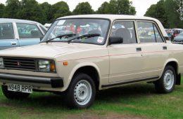 Авто Lada завоевывает немецкий рынок