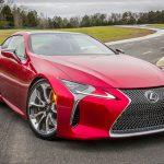 Lexus привезет в Россию купе LC
