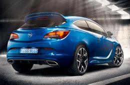 Для Opel Astra OPC запланирован даунсайзинг