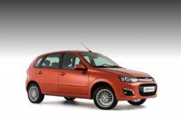 Озвучена средняя цена на авто марки LADA