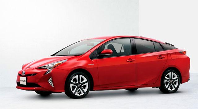 Раскрыты все секреты полноприводного Toyota Prius нового поколения