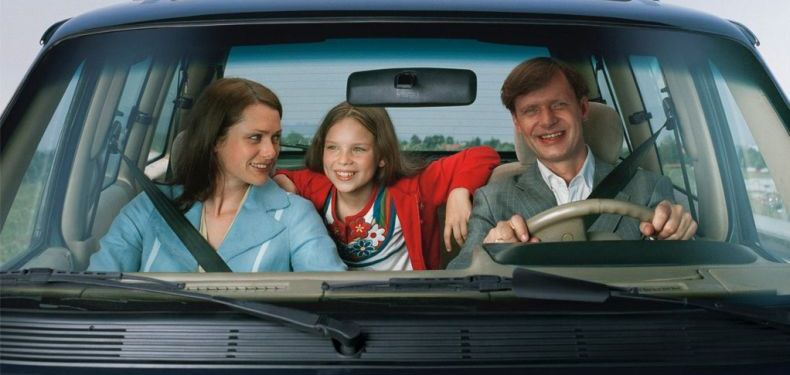 Автомобили Nissan смогут напоминать водителям о забытых на заднем сиденье детях