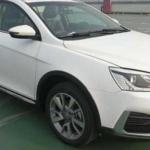 На российский рынок вышел Geely Emgrand GT