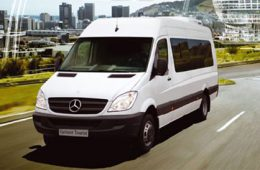 Абсолютно новый Mercedes-Benz Sprinter