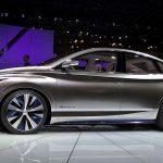 Первая электрическая модель Infiniti выйдет в 2019 году