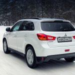 В России отозвано почти 90 тысяч паркетников Mitsubishi ASX