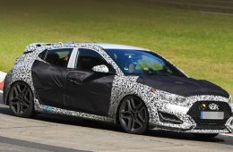 Хэтчбек Hyundai Veloster N обзаведётся «роботом»