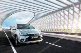 Mitsubishi вернула кроссовер ASX на российский рынок