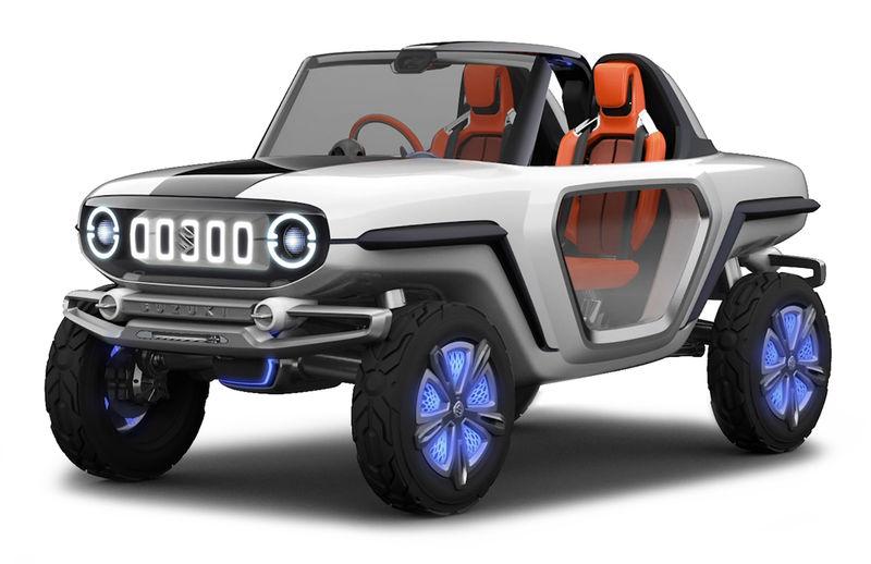 Suzuki сделала внедорожник длиной 346 сантиметров